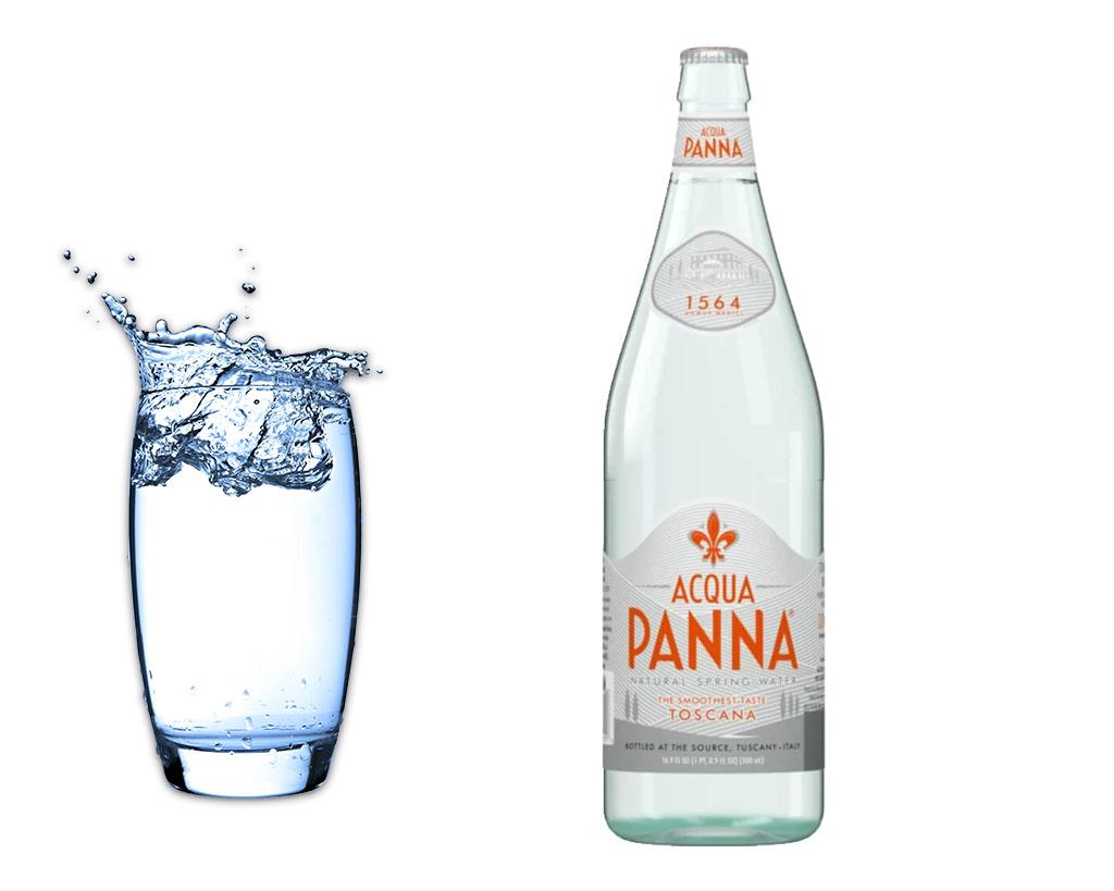 Acqua panne SPARKLING WATER