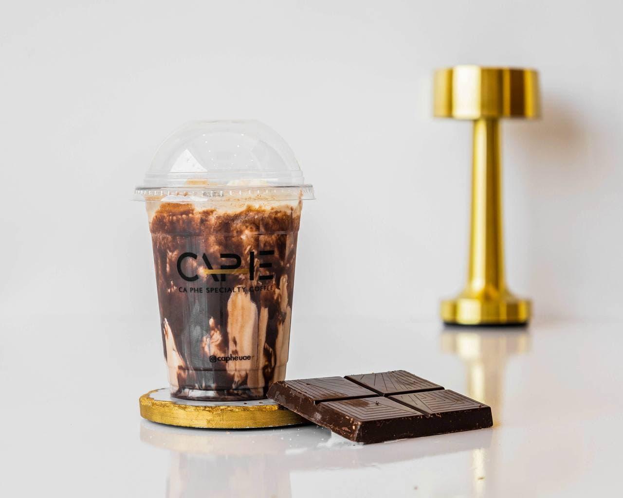 Iced Chocolate MILKSHAKE