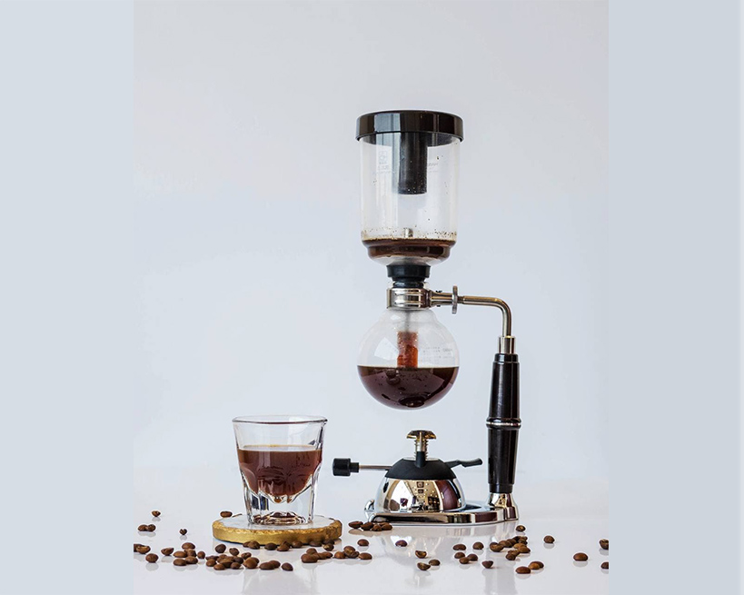SYPHON MANUAL BREW COFFEE