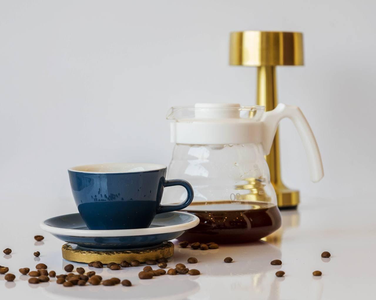 MANUAL BREW COFFEE V60