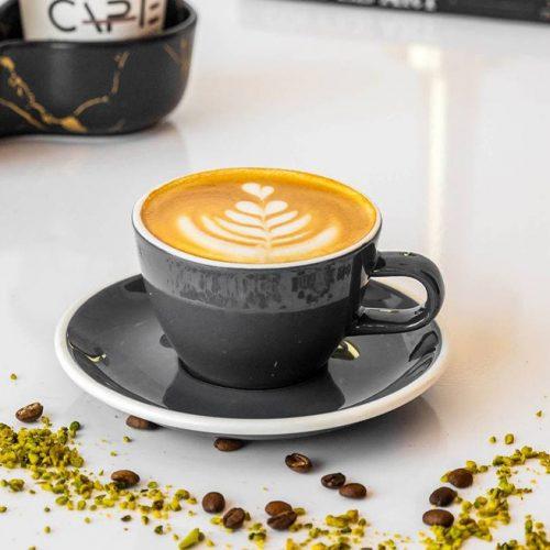 Hot Pistachio latte
